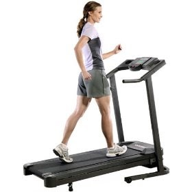 Electric treadmill weslo cadence c44 electric treadmill for Best non motorized treadmill