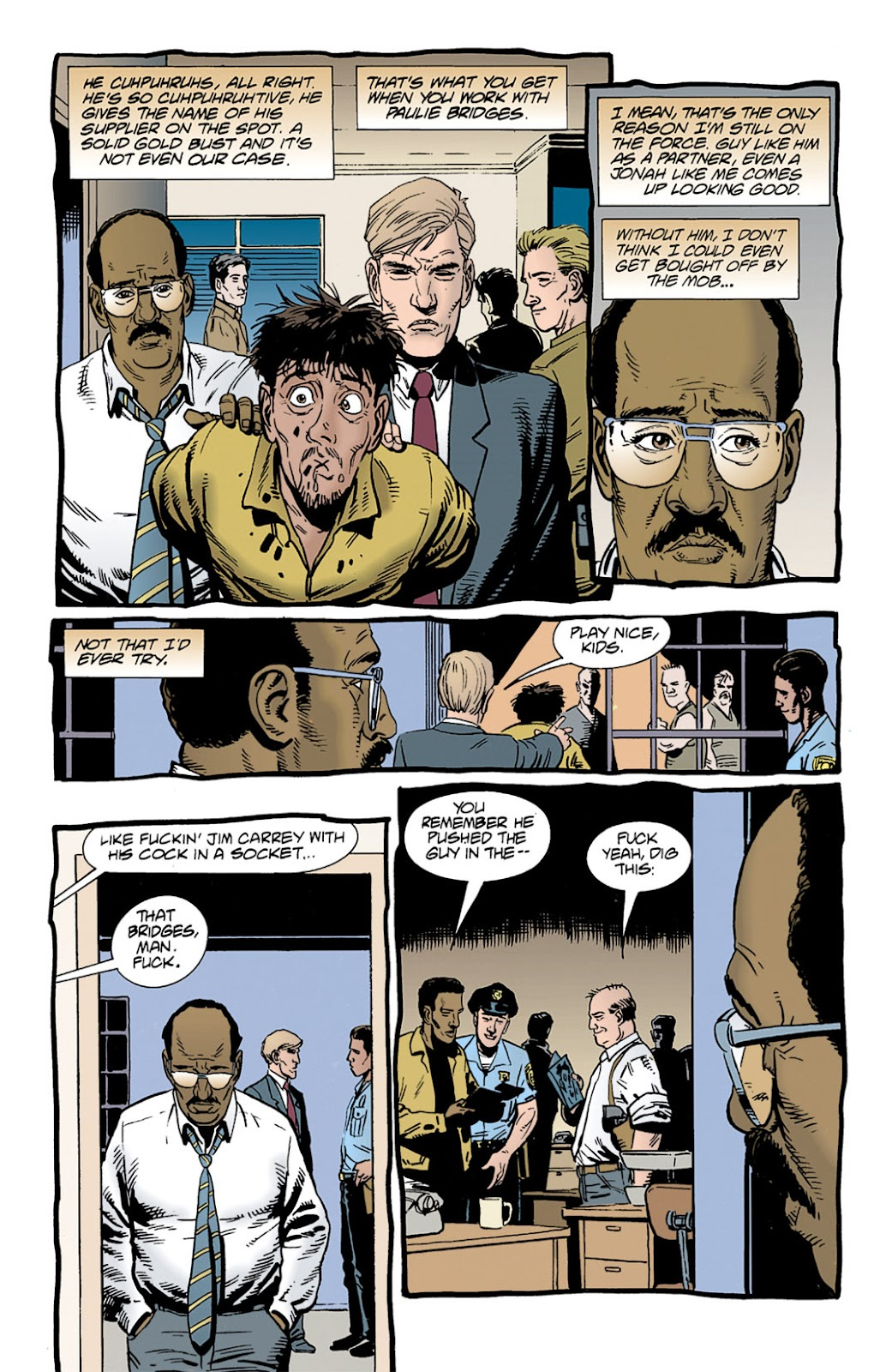 Preacher Issue #5 #14 - English 19