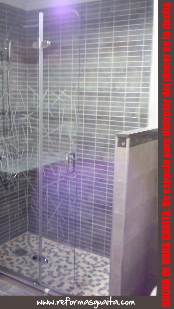 Informe ducha de obra reformas guaita - Mamparas para duchas de obra ...