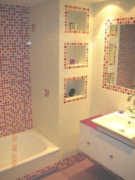 Fotos Baños Con Ducha De Obra:Hornacinas de obra en el baño ~ Reformas Guaita
