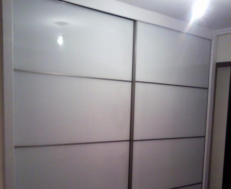 Armario Baño Blanco Lacado:Armario lacado con cristal blanco ~ Reformas Guaita