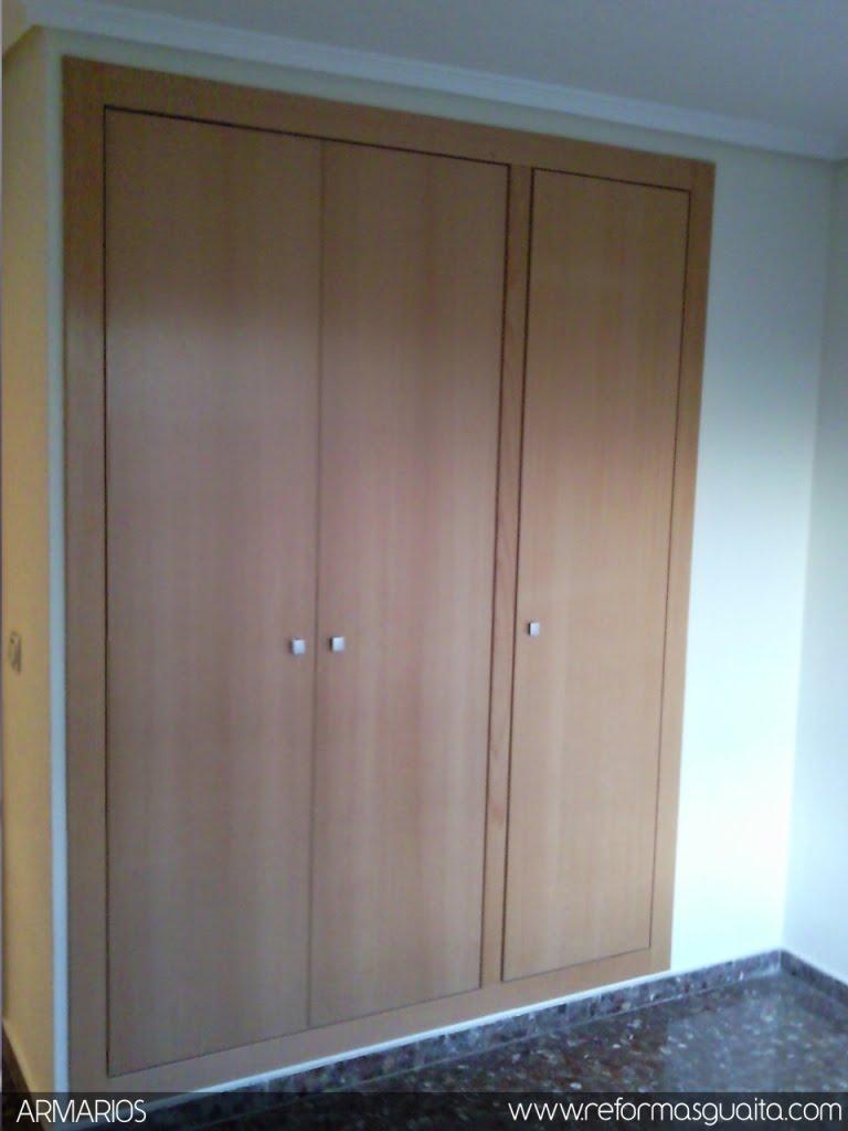 cambiar puertas armario empotrado finest frente de