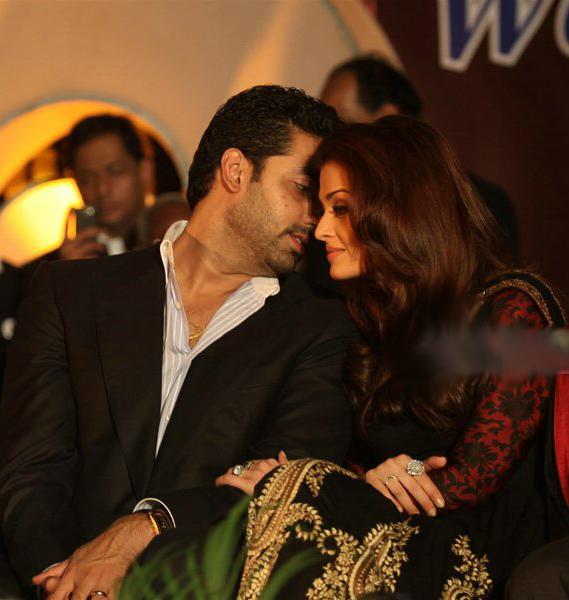 Aish and abhi wedding