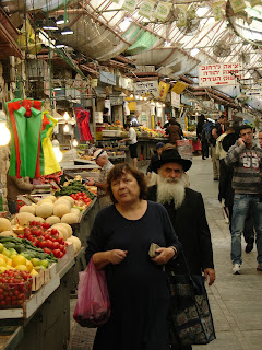 Markets in Israel