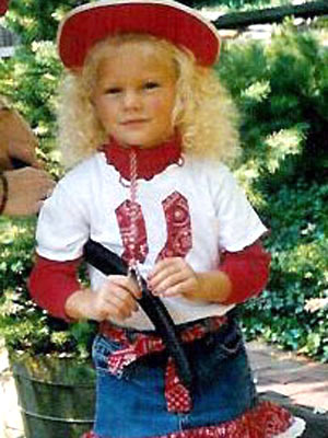 taylor swift younger pictures
