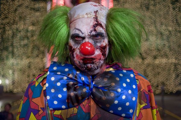 scary dead clowns