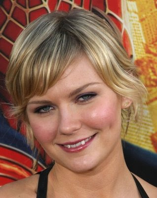 Image of Hairstyle Round Face Thick Hair Short Hairstyles For Round Faces