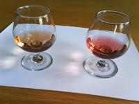 Vermouth rosé och vermouth rosé