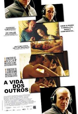 Filme A Vida dos Outros DVDRip RMVB Dublado