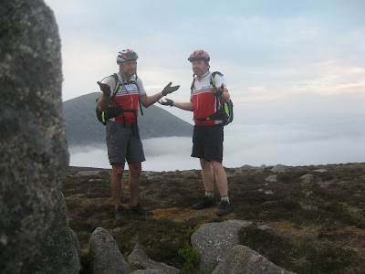 Mourne 500 - Spences Mountain
