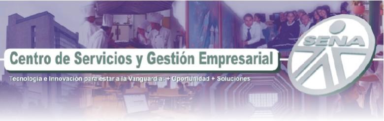 Conozca el Centro de Servicios y Gestiòn Empresarial