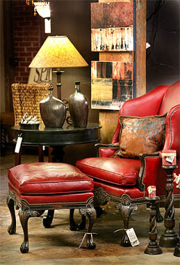 Spice Furniture and Accessories, located in Waco, Texas