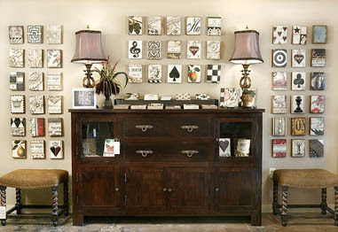 Spice Furniture and Accessories store, located in Waco, Texas