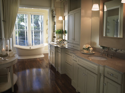 2009 HGTV Dream Home Master Bathroom