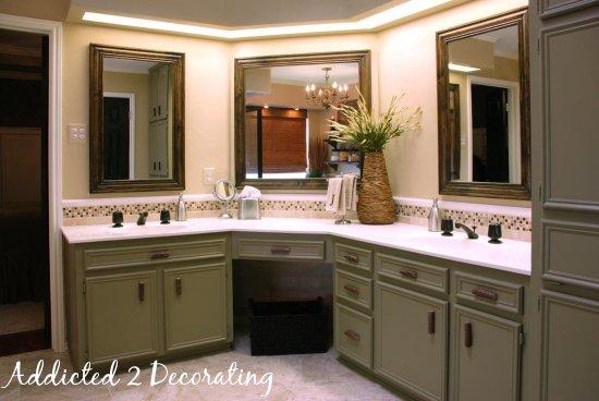 John Alice S Master Bathroom The Reveal