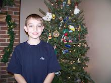 Cameron, Christmas 2009