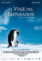 El viaje del emperador de Luc Jaquet