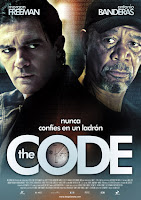 The code con Antonio Banderas