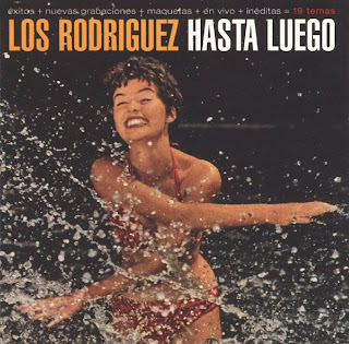 Discos veraniegos Los_Rodriguez-Hasta_Luego-Frontal