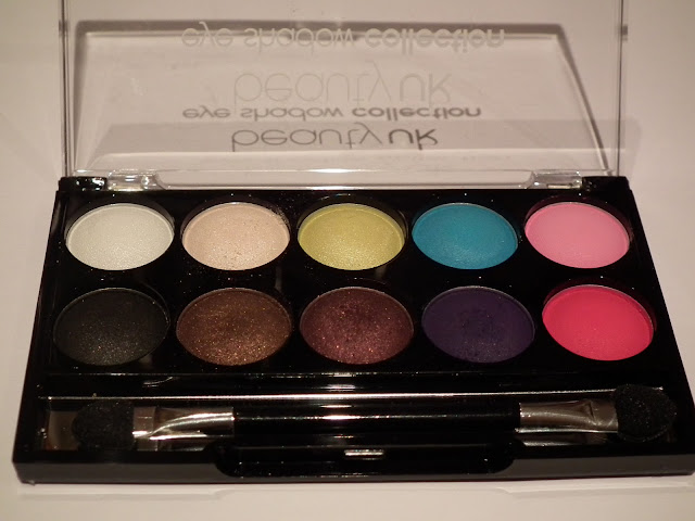 beauty uk eyeshadow palette