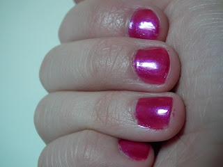 drop dead gorgeous spa ritual nail polish