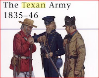 Texan Army Soldiers 1860's