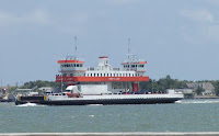 view of ferry boat