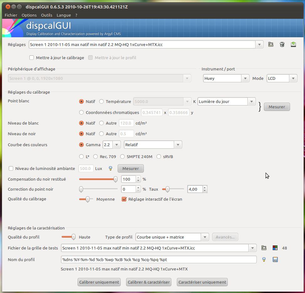 Ubuntu cpc comment calibrer son cran sous ubuntu for Photo ecran ubuntu