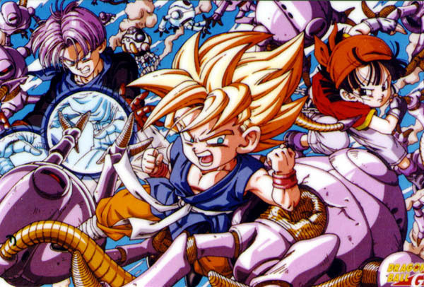 DRAGON BALL Z COOL PICS DBZ ALL CHARACTERS