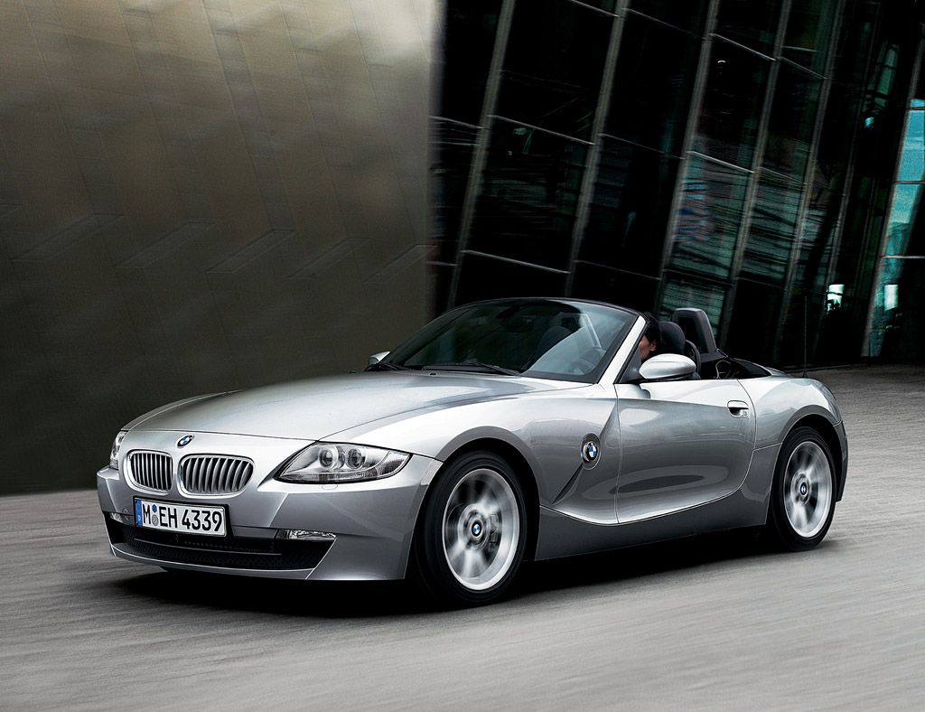 Obsession Rules Me Bmw Z4 2007 2010