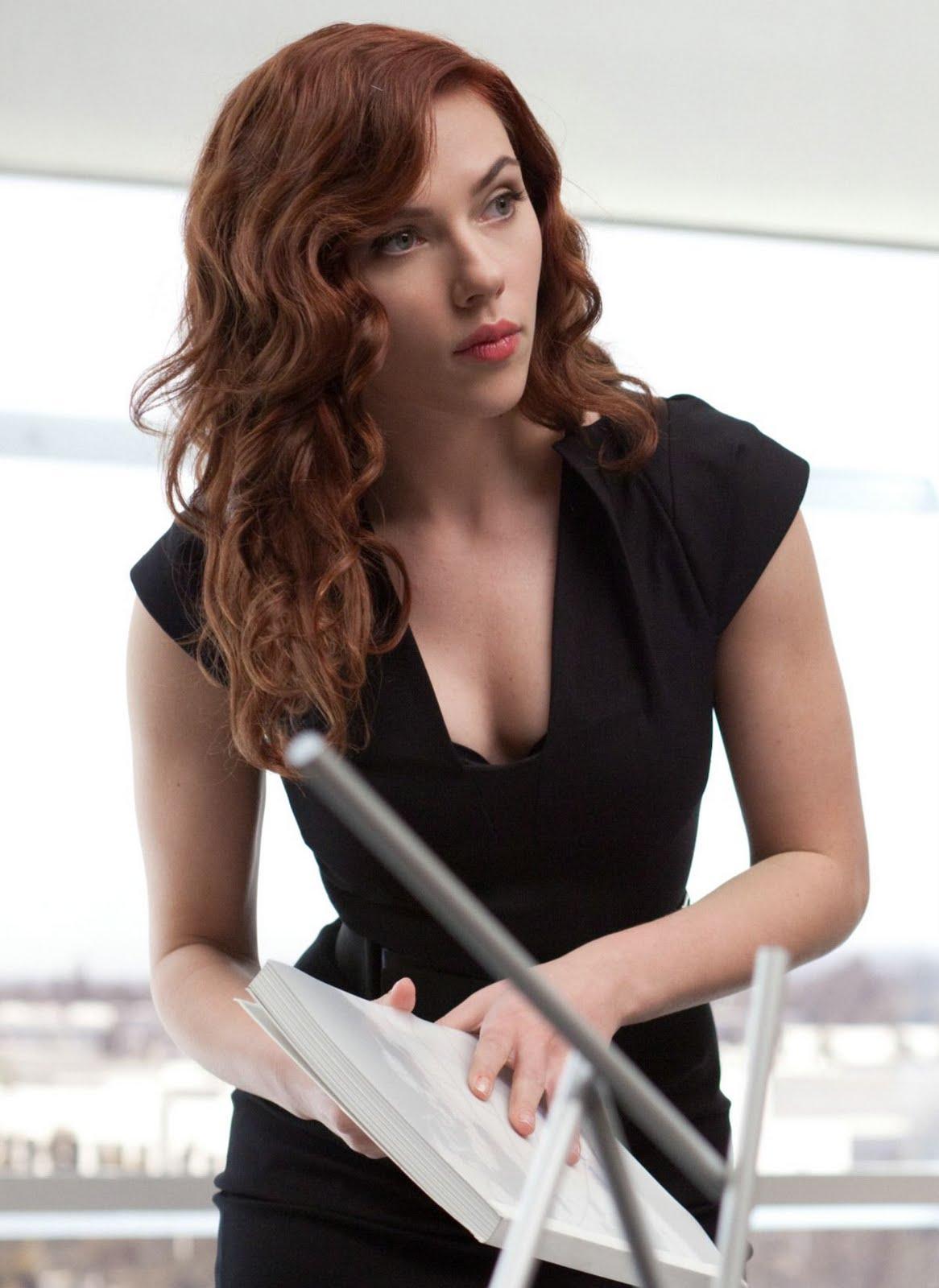 Scarlett Johansson:Me aburre hablar de sexo