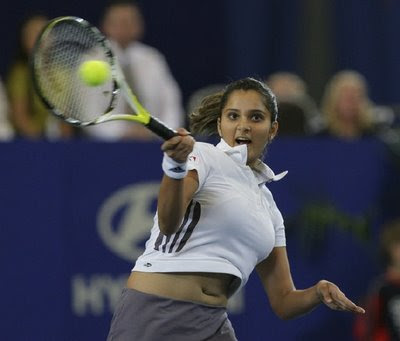 Sania Mirza Hot - Pictures, Images and Latest info about Sania