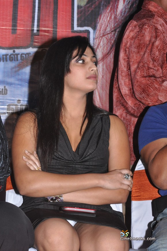 Haripriya Panty Visible in an Event - Actresss.Blogspot.in