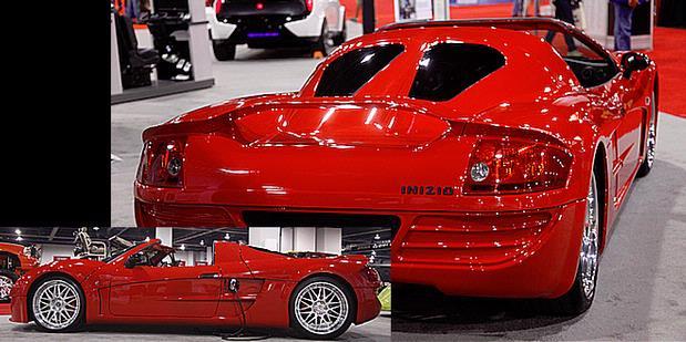 New Inizio 2011: Latest American Electric car | Car Under ...