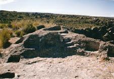 Silla Inca de Chuquibamba