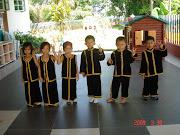 Persembahan Tarian Tradisional Kadazan Dusun