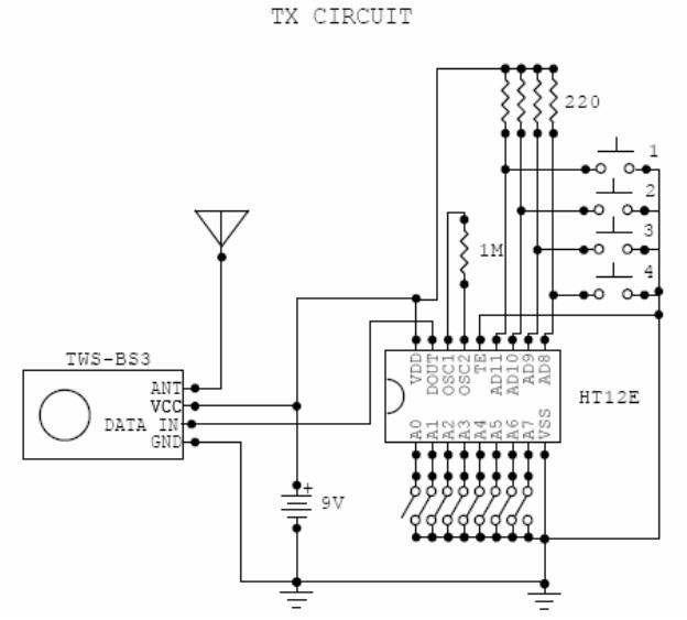 Circuito Emisor Receptor : Como hacer un emisor y receptor eléctrico taringa