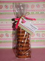 Pacote de cookies choco chip