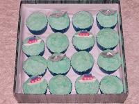 Cupcakes barquinhos....