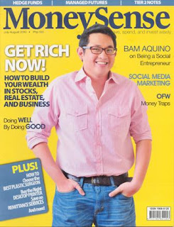 Grab a copy of MoneySense mag's July-August issue!