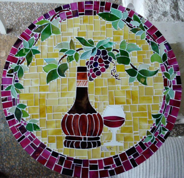 Lis mosaicos mosaicos em vidro e em ceramica for Mosaico ceramica
