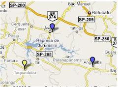 Minha Localização: