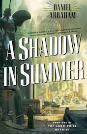 cover of A Shadow in Summer