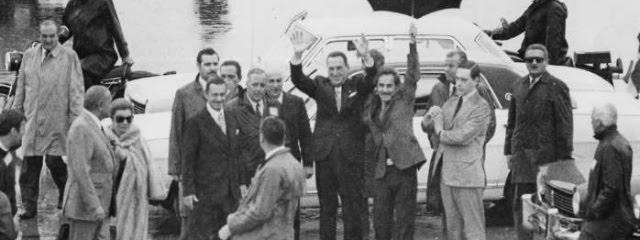 Regreso de Perón