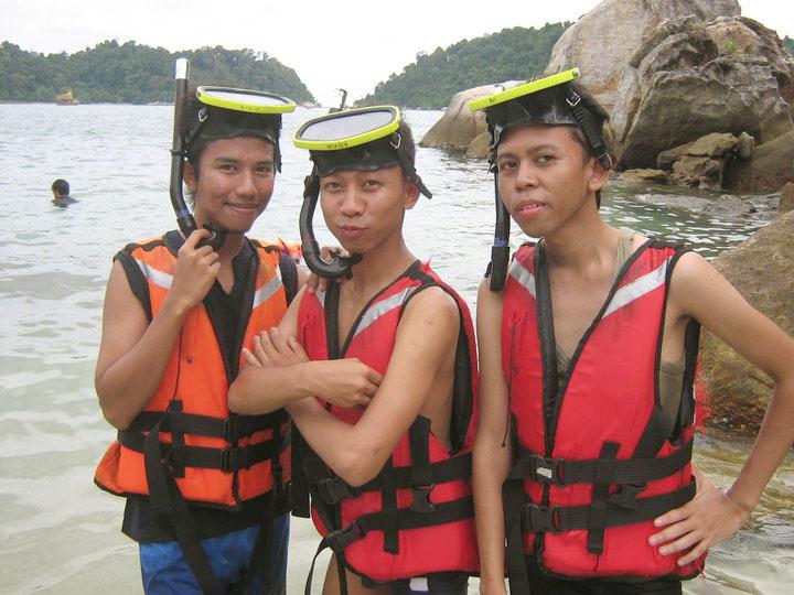 Essay about pulau pangkor