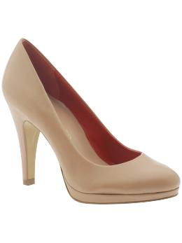 Nude pumps (these are