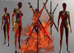 TRIPALIUM é o nome desse instrumento de tortura mortal que também é a origem da palavra TRABALHO