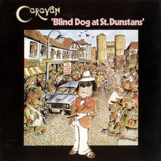 Blind Dog at St. Dunstan's Album Cover