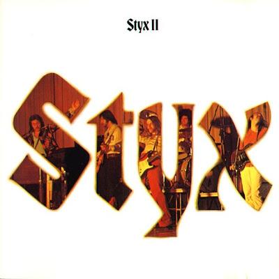 Styx - Styx II 1973 (USA, Heavy Prog)