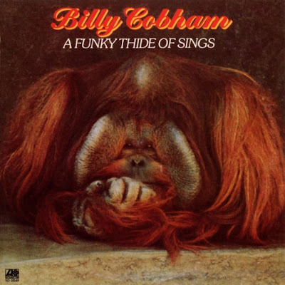 Billy Cobham - A Funky Thide Of Sings 1975 (USA, Jazz Fusion, Post Bop)